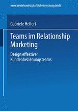 Teams im Relationship Marketing