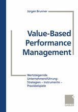 Value-Based Performance Management