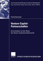 Venture-Capital-Partnerschaften