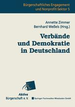 Verbände und Demokratie in Deutschland