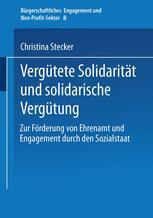 Vergütete Solidarität und solidarische Vergütung