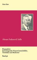 Abram Fedorovič Ioffe