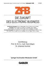 Die Zukunft des Electronic Business