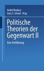 Politische Theorien der Gegenwart II