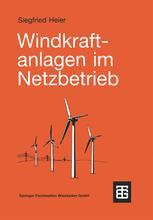 Windkraftanlagen im Netzbetrieb