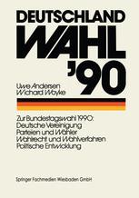 Deutschland Wahl '90