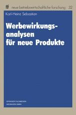 Werbewirkungsanalysen für neue Produkte