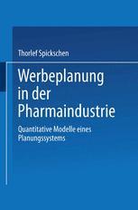 Werbeplanung in der Pharmaindustrie