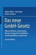 Das GmbH-Gesetz