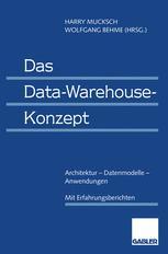 Das Data-Warehouse-Konzept
