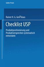 Checklist USP