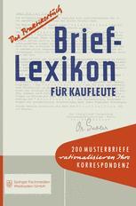 Brief-Lexikon für Kaufleute