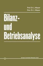 Bilanz- und Betriebsanalyse