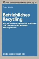 Betriebliches Recycling