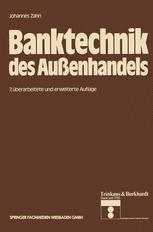 Banktechnik des Außenhandels