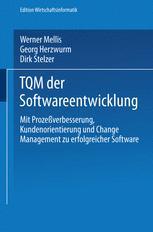 TQM der Softwareentwicklung