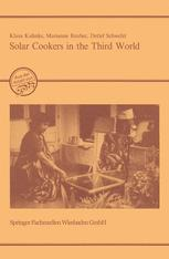 Solar Cookers in the Third World