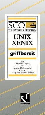 SCO UNIX/XENIX
