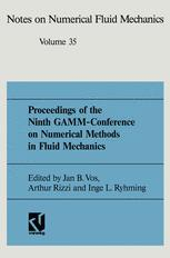 Proceedings of the Ninth GAMM-Conference on Numerical Methods in Fluid Mechanics