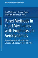 Panel Methods in Fluid Mechanics with Emphasis on Aerodynamics