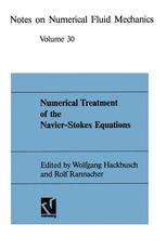 Numerical Treatment of the Navier-Stokes Equations