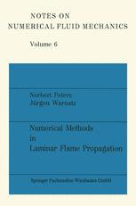 Numerical Methods in Laminar Flame Propagation