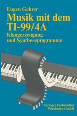 Musik mit dem TI-99/4A