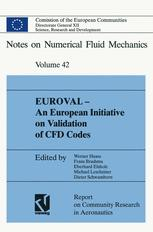 EUROVAL — An European Initiative on Validation of CFD Codes