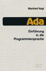 Einführung in die Programmiersprache Ada
