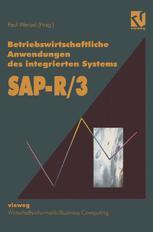 Betriebswirtschaftliche Anwendungen des integrierten Systems SAP-R/3