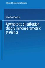 Asymptotic Distribution Theory in Nonparametric Statistics