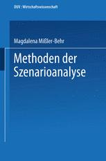 Methoden der Szenarioanalyse