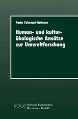 Human- und kulturökologische Ansätze zur Umweltforschung