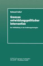 Grenzen entwicklungspolitischer Intervention
