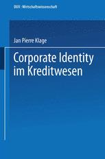 Corporate Identity im Kreditwesen