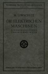 Die Elektrischen Maschinen