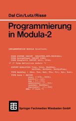 Programmierung in Modula-2