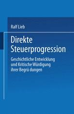 Direkte Steuerprogression