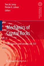 Mechanics of Crustal Rocks