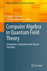 Computer Algebra in Quantum Field Theory