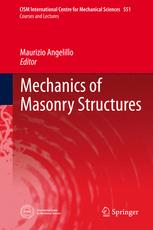 Mechanics of Masonry Structures