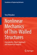 Nonlinear Mechanics of Thin-Walled Structures