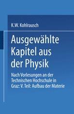 Ausgewählte Kapitel aus der Physik