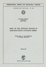 Limit of the Spinning Process in Manufacturing Synthetic Fibers