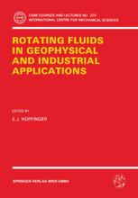 Rotating Fluids in Geophysical and Industrial Applications