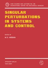 Singular Perturbations in Systems and Control