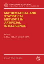 Proceedings of the ISSEK94 Workshop on Mathematical and Statistical Methods in Artificial Intelligence