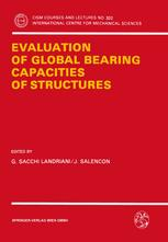 Evaluation of Global Bearing Capacities of Structures