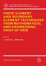 Finite Element and Boundary Element Techniques from Mathematical and Engineering Point of View