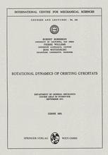 Rotational Dynamics of Orbiting Gyrostats